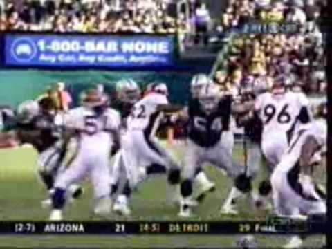 Randy Moss 2005 Oakland Raiders Highlights