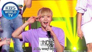 Gambar cover SEVENTEEN - Oh My! (어쩌나) [Music Bank / 2018.08.03]