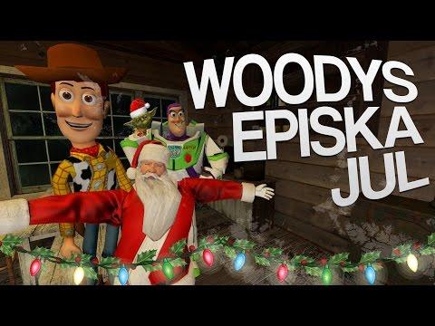WOODYS EPISKA JUL (Garrys Mod-kortfilm)