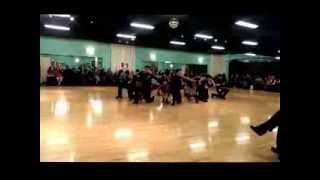 Quest for the Best Ballroom Dancing Competition, Lynnwood, WA, Feb. 2014