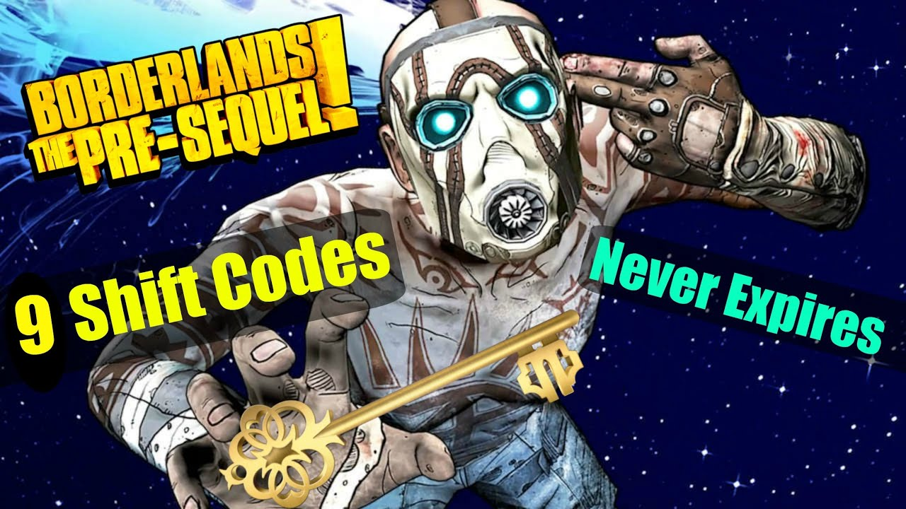 Borderlands Pre-Sequel | (9 Shift Codes) That Never Expire ... Borderlands The Pre Sequel Shift Codes