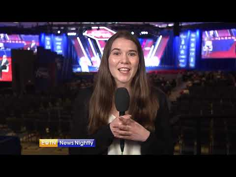 CPAC Attendee: Role Of Young Conservatives In The 2020 Election - EWTN News Nightly