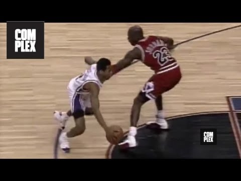 Allen Iverson's Most Badass Moments (Crossover Michael Jordan, Talking about Practice) | Complex