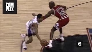 Download Allen Iverson's Most Badass Moments (Crossover Michael Jordan, Talking about Practice) | Complex Mp3 and Videos