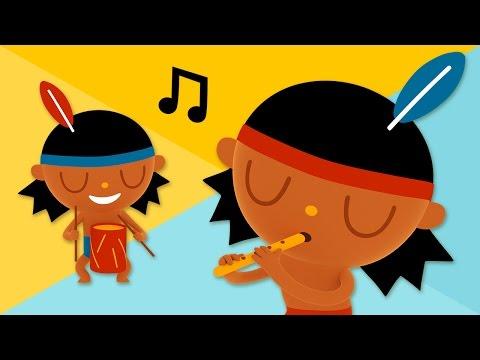 Diez Indiecitos - Canciones y Clásicos Infantiles