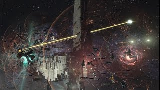 EVE Online: BATTLE OF FWST-8 [FULL] | Largest Battle in MMO History | World War Bee 2 (1440p)