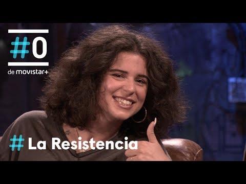 LA RESISTENCIA - Entrevista a Nathy Peluso | #LaResistencia 05.06.2018