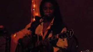 "Ruthie Foster - NEW CD Snip-it ""Harder Than the Fall"""