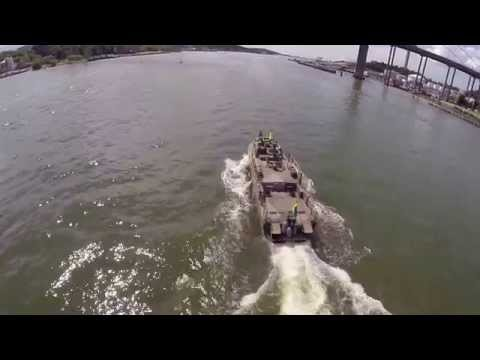 Gothenburg Harbour (Stridsbåt 90)
