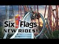 New for Six Flags Parks in 2019 - OFFICIAL ANNOUNCEMENT
