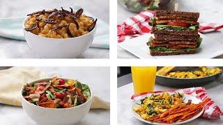 """Healthier """"Bacon"""" 4 Ways"""