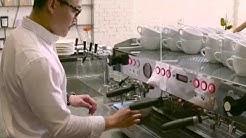 Comparison de 4 machines a café
