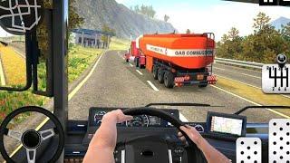 Oil Tanker Truck Driver 3D Free Truck Games 2020 #truckgame #oiltanker screenshot 2