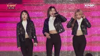 《NEW》 EXID - DDD at K-POP World Festa #PyeongChang2018