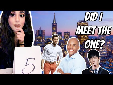 I Went Speed Dating In San Francisco And This Is What Happened...