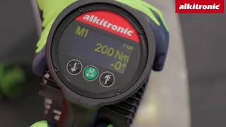alkitronic electric torque multiplier EFCip 40 Modus 1 - english
