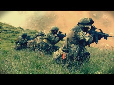 German Army Infantry | Deutsche Infanterie | Bundeswehr | Tribute 2013 | HD