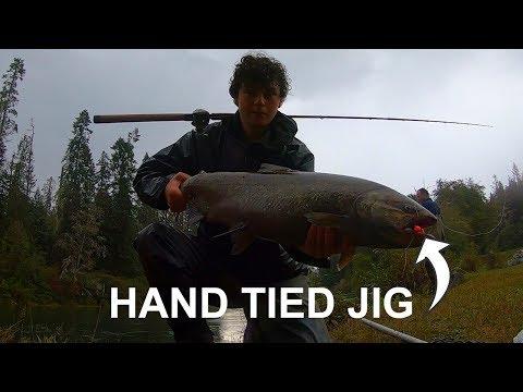 Early Season River Chinook Fishing (TWITCH JIG FISHING)