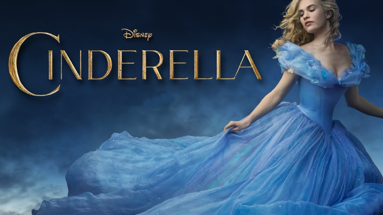 Cinderela Cinderella 2015 Dub Youtube