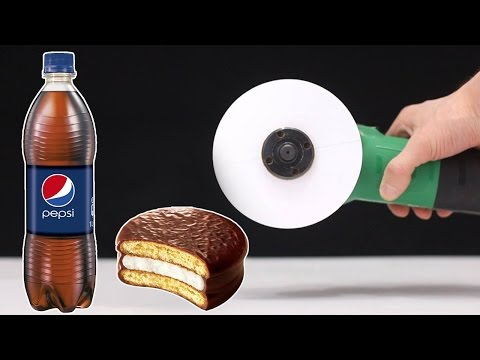 Thumbnail: CAN YOU CUT PEPSI WITH PAPER ?