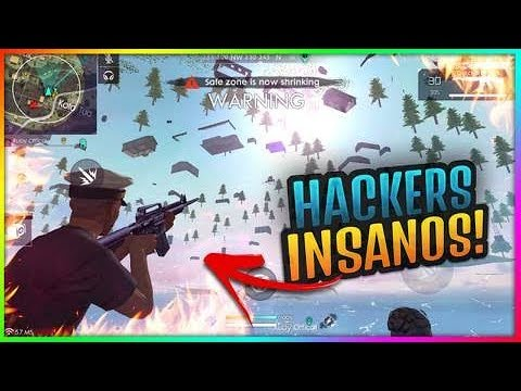 OS HACKERS MAIS INSANOS DO FREE FIRE 3 - Reviewsdegames