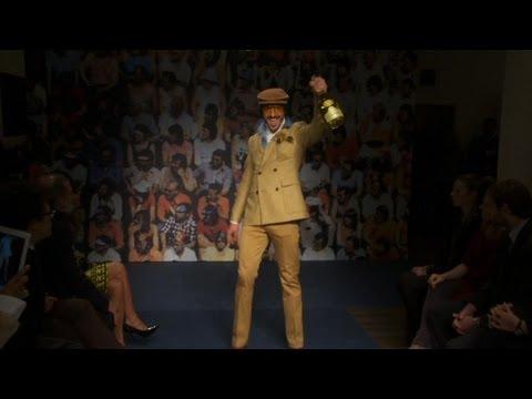Milan / Trussardi Menswear Fall/Winter 2012/13 Video