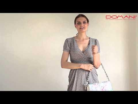 Итальянская сумка Domani/ VLOG брендовых итальянских сумок