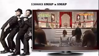 Bistro SMAPxSMAP 130603 - Guest Star Anne, Maya Miki, Morimoto Shin...