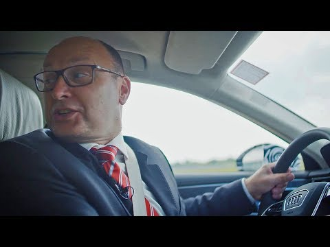 Audi A8 (2018) Chauffeur Test [YOUCAR]