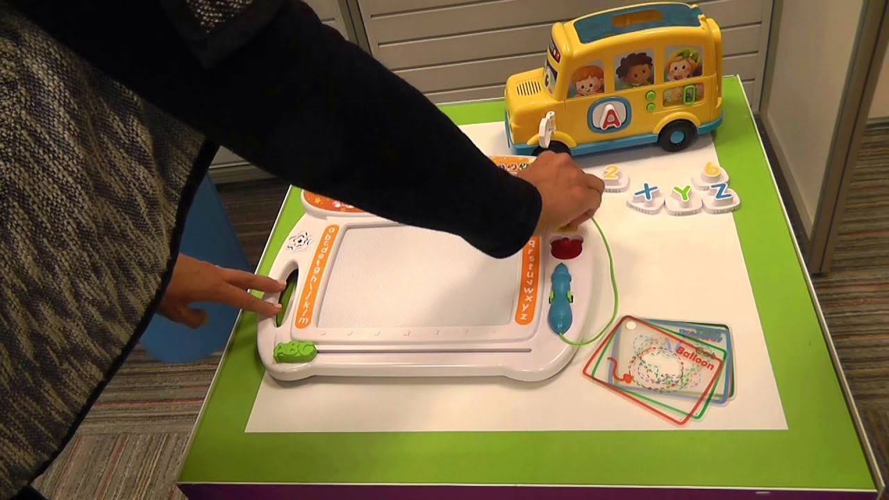 vtech write learn creative center