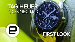 $1,500 Smartwatch! TAG Heuer