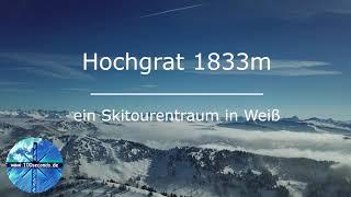 Hochgrat Skitour Teaser