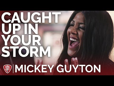 Mickey Guyton - Caught Up In Your Storm // The George Jones Sessions