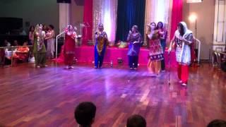 Giddha Harlem Shake Remix Dance Perfomance