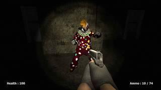 Slender Clown Chapter 1 - Be Afraid Of IT! Full Gameplay