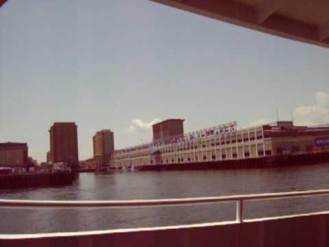 Boston Harbor Cruise 2