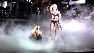 P!nk Try The Truth About Love Tour LA Staples Center