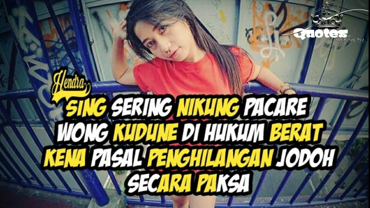 Quotes Caption Lucu Jawa Ngapak