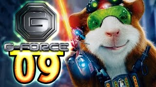 G-Force Walkthrough Part 9 (PS3, X360, PC, Wii, PSP, PS2) Movie Game [HD]