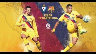 Эйбар - Барселона трансляция / прямой эфир / смотреть матч футбол онлайн