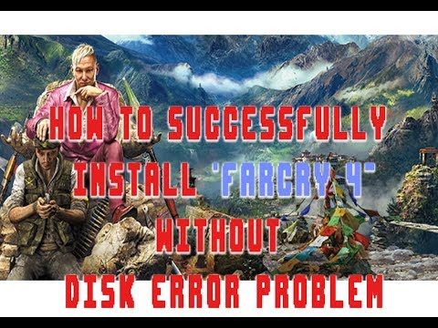 HOW TO INSTALL FARCRY 4 On XBOX 360 JTAG/RGH [Solution disc error unreadable]