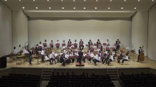 ポルコ・ロッソ 映画「紅の豚」より/久石 譲 (森田一浩) 2019年 西濃吹奏楽祭.