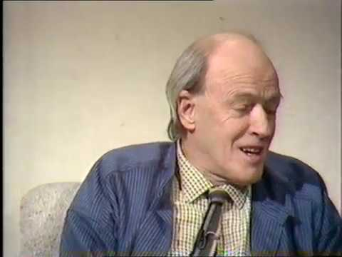 Roald Dahl interview   Children's Author   A plus 4    1984