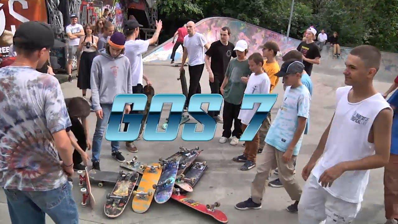 Соревнования по скейтборду GOS 7