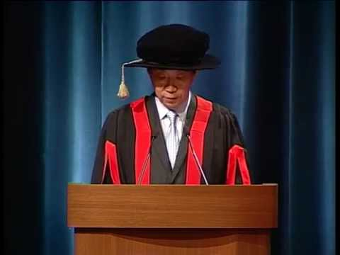 NUS Commencement 2015: Keppel Corp CEO Loh Chin Hua