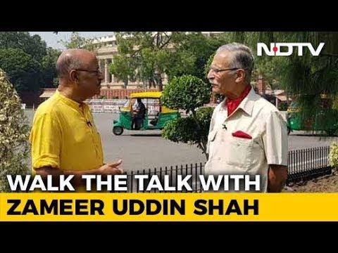 Walk The Talk With Lt General (Retd) Zameer Uddin Shah