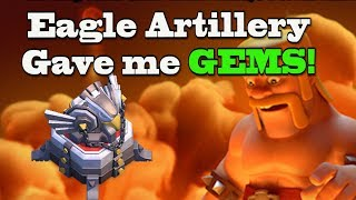 **Eagle Artillery Gave me Gems** + Farming + War Tips + Gem Tips | Clash of Clans Tips and Tricks