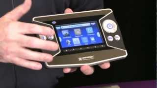 universal remote control mx 6000 2 way tablet touch screen wireless remote overview   full compass