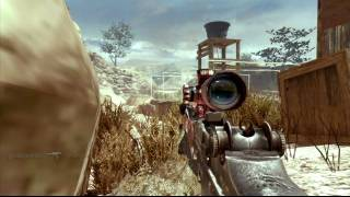 Call of Duty:  Modern Warfare 2 Sniping Strategies and Tips