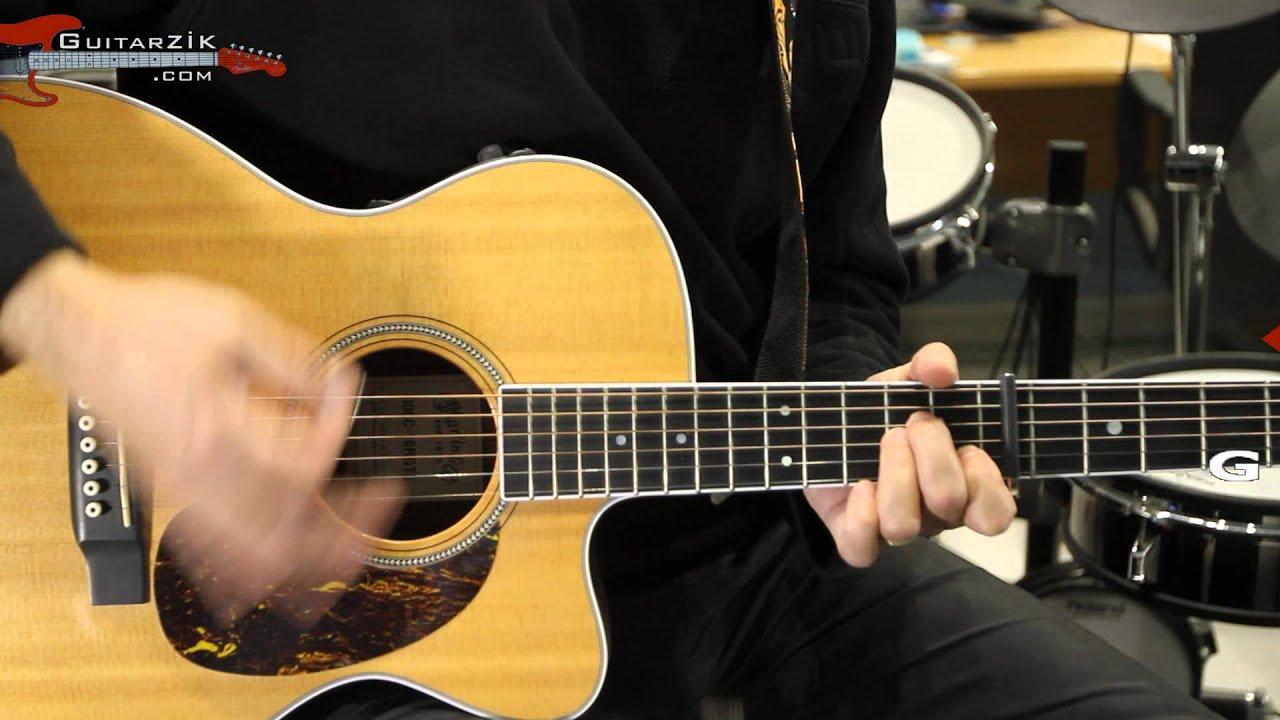Le vent nous portera v1 version studio noir d sir - Partition guitare le vent nous portera ...